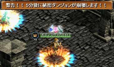 走れハチ〜〜〜っ!