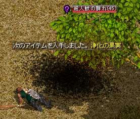 木から落ちただけだからねっ
